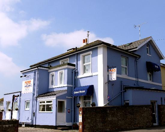 Free Onsite Car Parking at Babbacombe Guest House