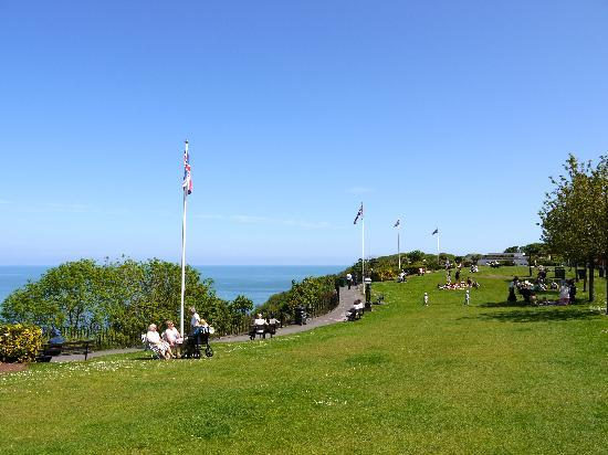 Babbacombe Guest House: The spectacular Babbacombe Downs