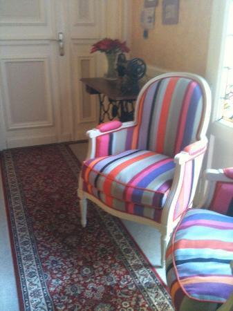 Hotel du Parc: pallier