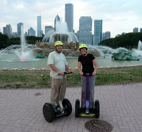 Chicago Segway Tour: Segway Tour Day 26