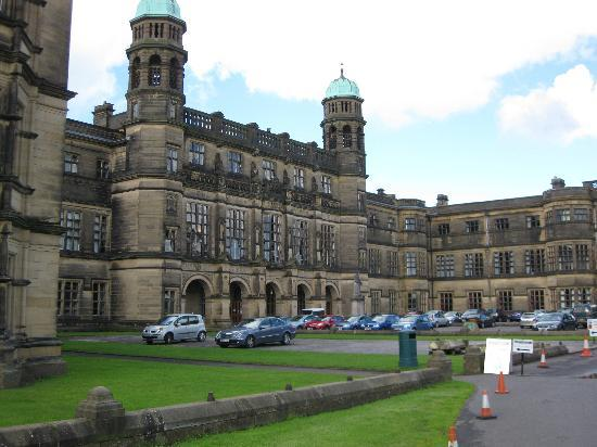 Stonyhurst College - Picture of Stonyhurst College, Clitheroe ...