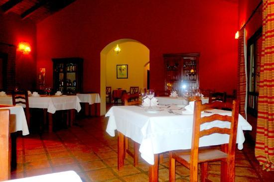 Vinas de Cafayate Wine Resort: The restaurant is better than anything in Cafayate