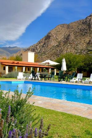 Vinas de Cafayate Wine Resort: More poolside bliss