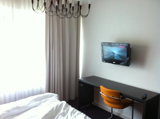 Best Western Plus Rotterdam Airport Hotel: habitación
