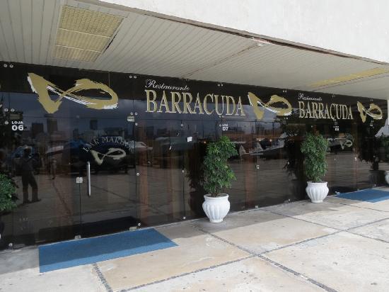 Restaurante Barracuda - Rio de Janeiro