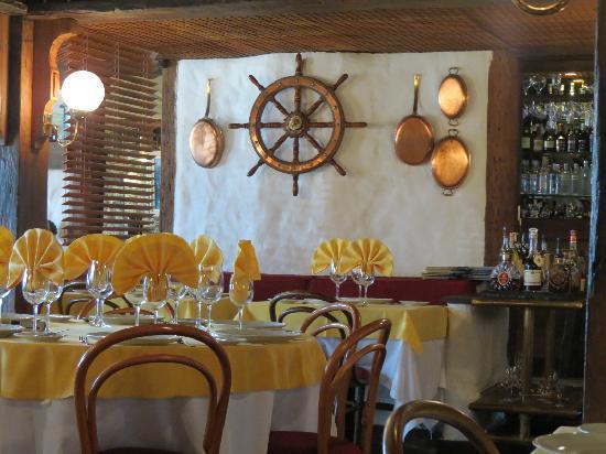 Restaurante Barracuda - interior
