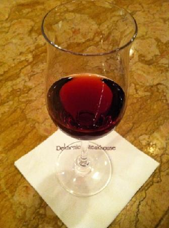 Delmonico Steakhouse: wonderful