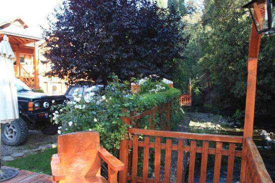 Rotui Apart Hotel: Garden