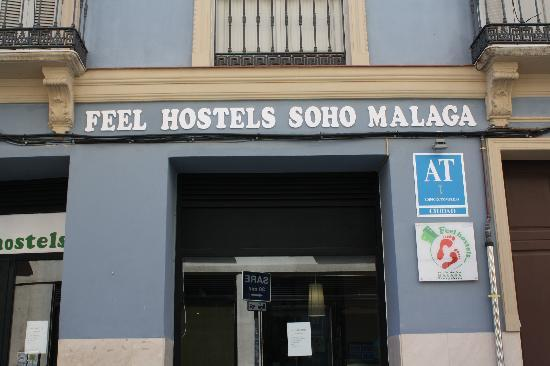 hostels malaga:
