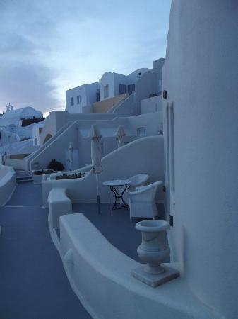 Canaves Oia Hotel: Room View 3