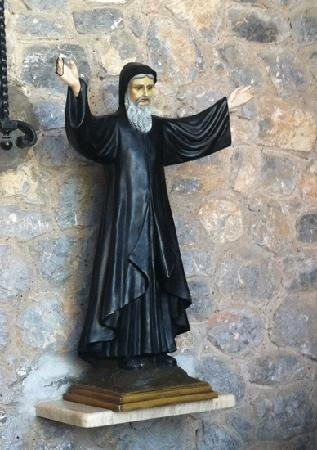 Christ of the Noas : San Charbel in Noas sanctuary
