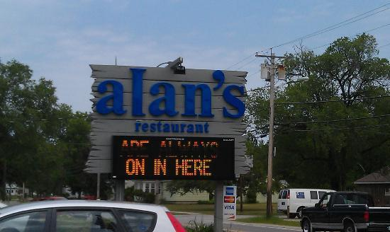 Alan's of Boscawen