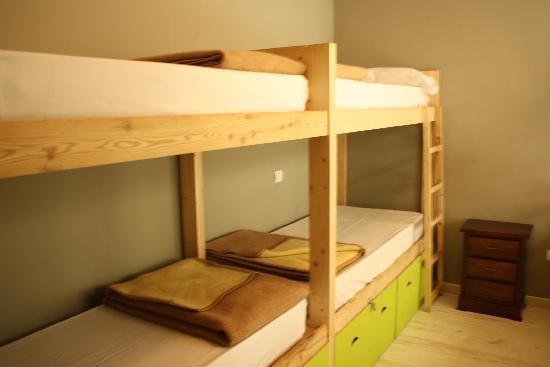 Feel Hostels Soho Malaga: FEEL MALAGA HOSTEL LITERAS