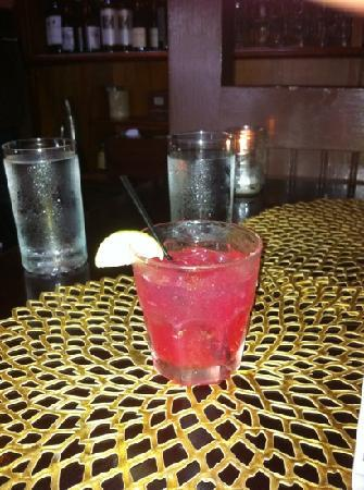 Boarding House : The Hibiscus Martini