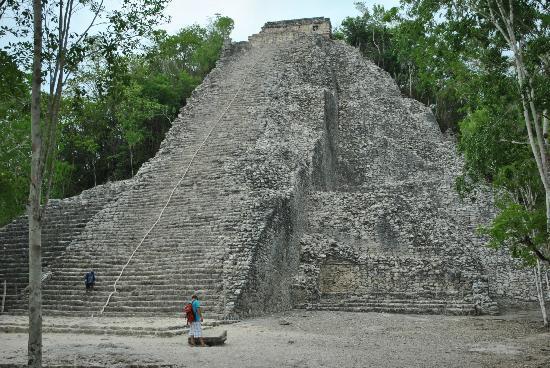 The Grand Mayan Riviera Maya: Coba Ruins