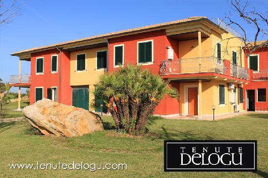 Tenute Delogu Resort : www.tenutedelogu.com