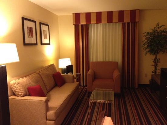Homewood Suites by Hilton Carlsbad-North San Diego County: sitting area