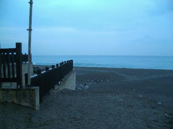 Chishingtan Scenic Area: Qixingtan beach