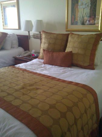 Inn at Ellis Square: Double Bed Room