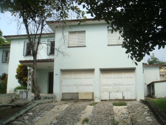 Miramar: The second house, where I had my room