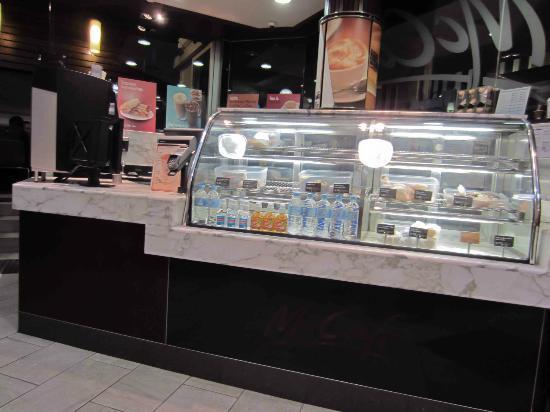 McDonald's: McCafe closes at night