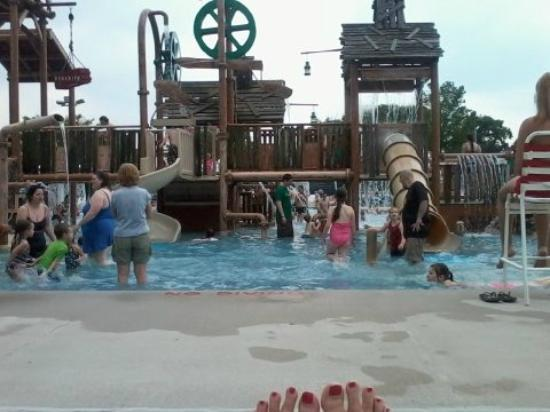 DelGrosso's Amusement Park: Great water park!