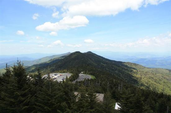 Asheville Cabins of Willow Winds: Highest point on the Blue Ridge