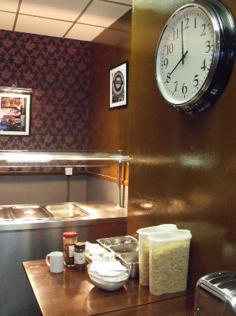 Keystone House: Desayunador, cuidado que no hay mermelada es wasavi!!!