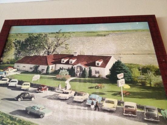 Chuckanut Manor Restaurant: the way it was