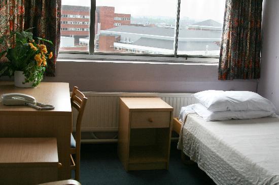 Ingleby House: Basic Room