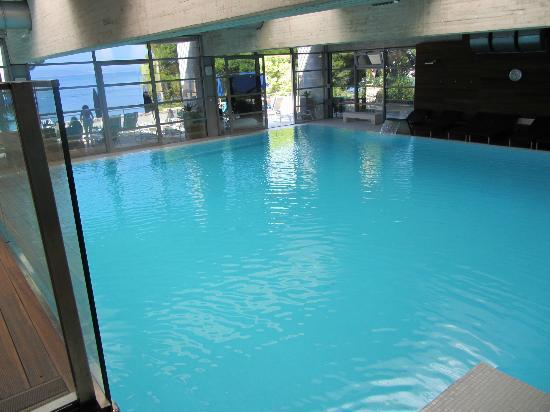 Bluesun Hotel Soline: Piscina coberta