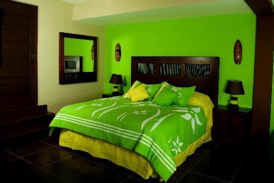 Las 7 Maravillas: Bali room