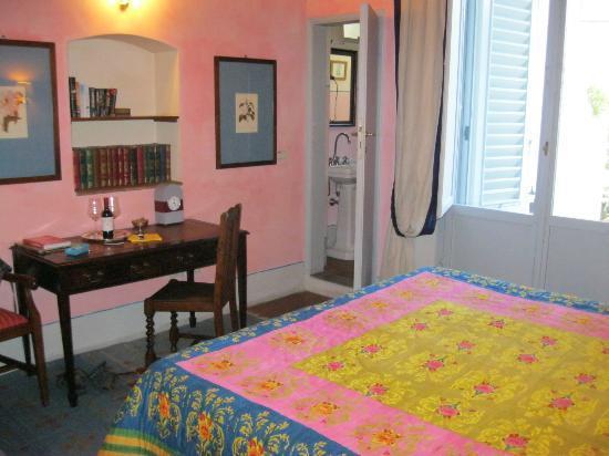 Antica Dimora Firenze : The Room