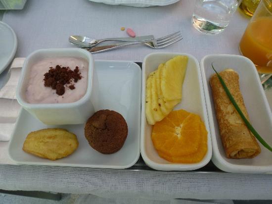 THE 4ROOMS: Gourmet Breakfast