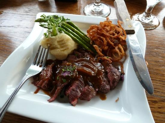 Hobnob: Steak