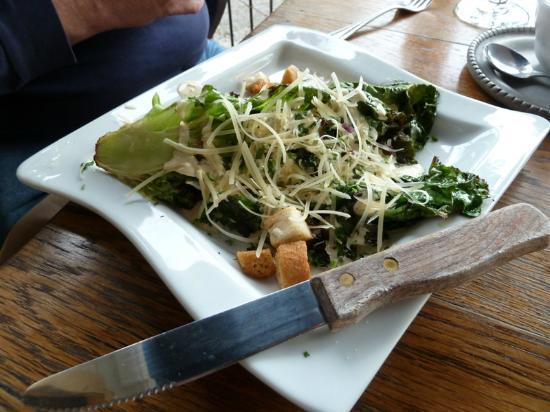 Hobnob: Grilled Caesar