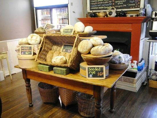 Mosswood Farm Store: Breads