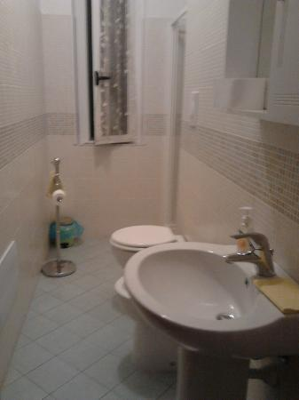 B&B The Sunflower : Baño compartido