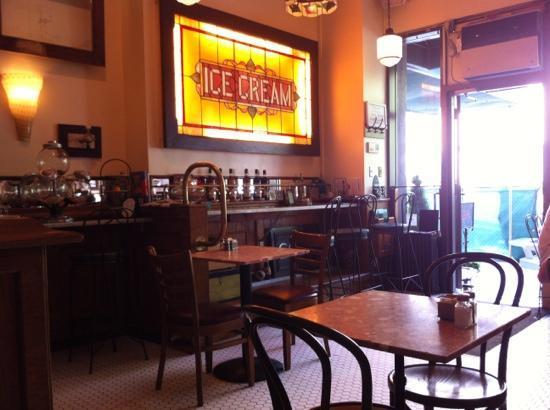 Cosmopolitan Cafe TriBeCa : mysigt.