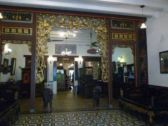 Peranakan House: Интерьер ресторана