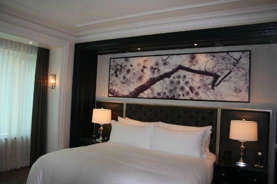 Trump International Hotel & Tower Toronto: Chambre