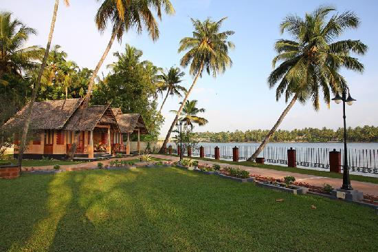 The Villa Romantica, Kerala Honeymoon Resort, small hotel