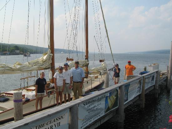 Schooner Excursions, Inc: Great crew