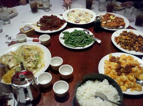 Panda Inn Restaurant: Eating well at Panda Inn