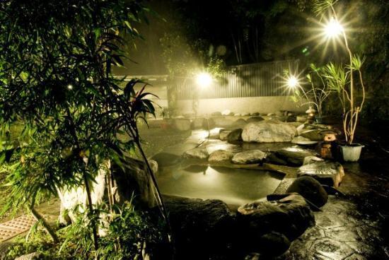 Ruisui Sunshine Hot Spring B&B : Relax area!