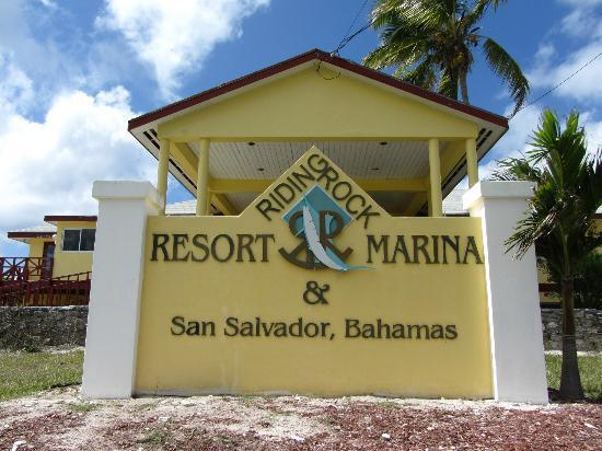 Riding Rock Inn Resort and Marina: Frontage