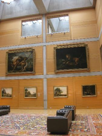 Yale Center for British Art: Inside Yale Museum of British Art