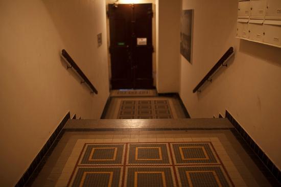Dahlia Inn: hall