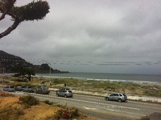 Pacifica Beach Hotel: View from our room!