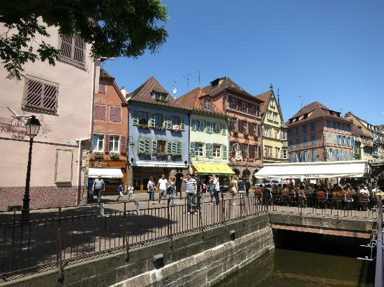 h tel restaurants canal picture of hotel saint martin colmar tripadvisor. Black Bedroom Furniture Sets. Home Design Ideas